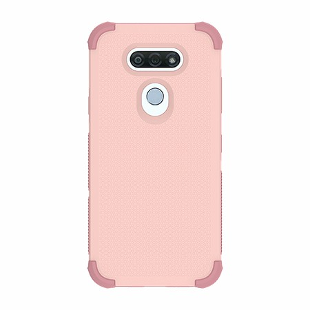 Picture of Secure Impact Case for LG Tribute Monarch, Soft Pink