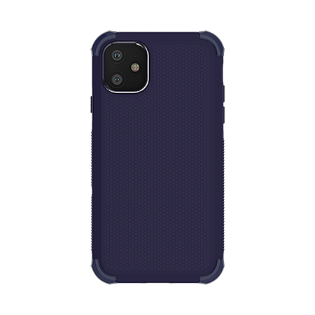 Picture of Secure Impact Case for iPhone 11, Dark Blue
