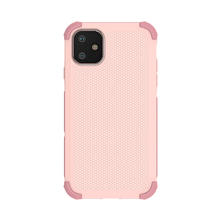 Picture of Secure Impact Case for iPhone 11, Soft Pink