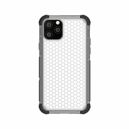 Picture of Secure Impact Case for iPhone 11 Pro, Clear Black