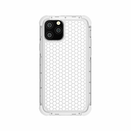 Picture of Secure Impact Case for iPhone 11 Pro, Clear White