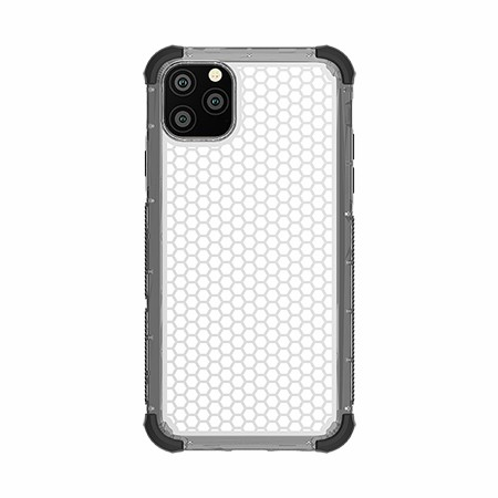 Picture of Secure Impact Case iPhone 11 Pro Max, Clear Black