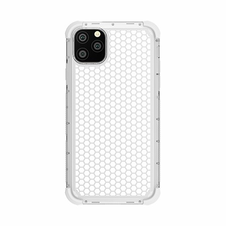 Picture of Secure Impact Case iPhone 11 Pro Max, Clear White