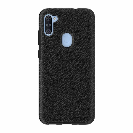 Picture of Supreme Leather Case for Samsung A11, Black