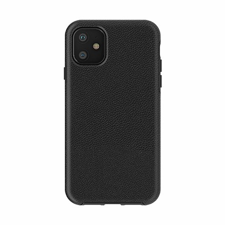 Picture of Supreme Leather Case for iPhone 11, Black