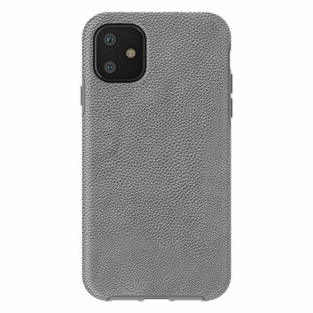 Picture of Supreme Leather Case for iPhone 11, Grey