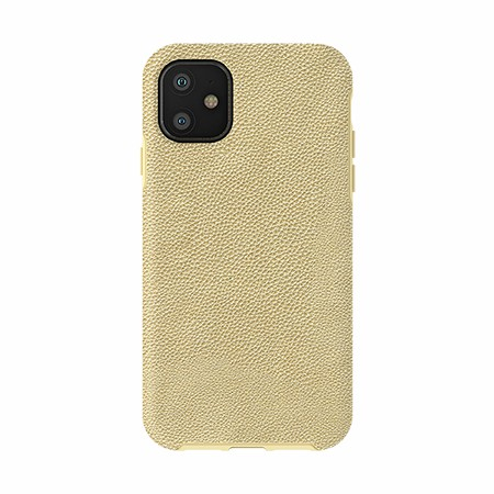 Picture of Supreme Leather Case for iPhone 11, Stone