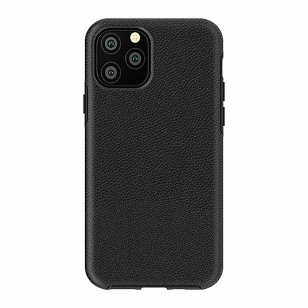 Picture of Supreme Leather Case for iPhone 11 Pro, Black