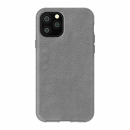 Picture of Supreme Leather Case for iPhone 11 Pro, Grey