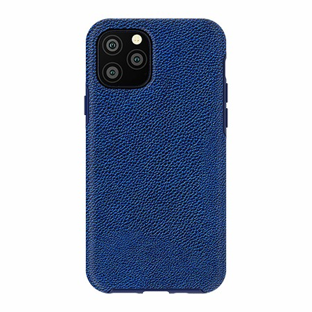 Picture of Supreme Leather Case for iPhone 11 Pro, Navy Blue