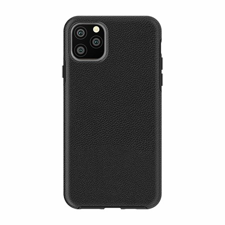 Picture of Supreme Leather Case for iPhone 11 Pro Max, Black