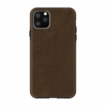 Picture of Supreme Leather Case iPhone 11 Pro Max,Deep Brown