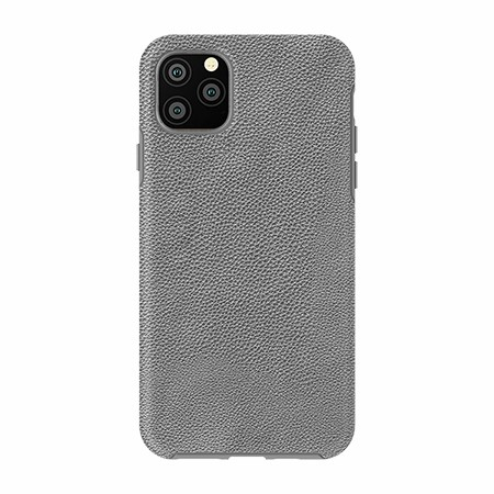 Picture of Supreme Leather Case for iPhone 11 Pro Max, Grey