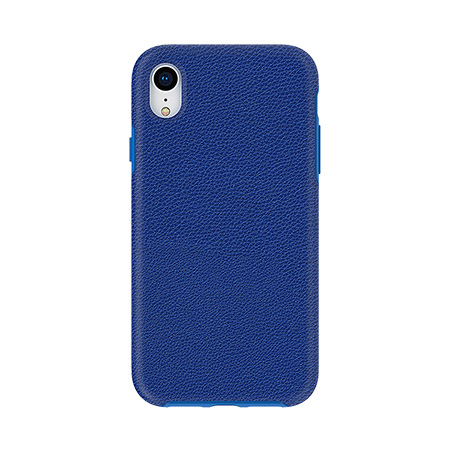 Picture of Supreme Leather Case for iPhone XR, Blue