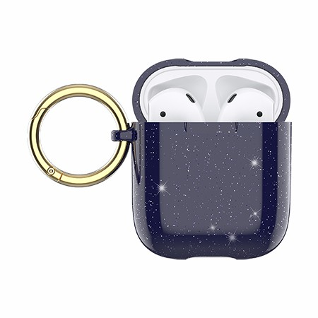 Picture of Supreme Series Case for Airpods, Crystal Dark Blue