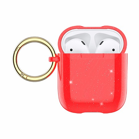 Picture of Supreme Series Case for Airpods, Crystal Red