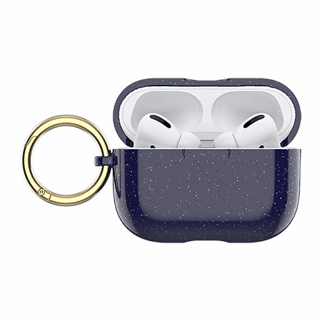 Picture of Supreme Series Case for Airpods Pro, Crystal Dark Blue