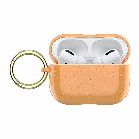 Picture of Supreme Series Case for Airpods Pro, Crystal Gold