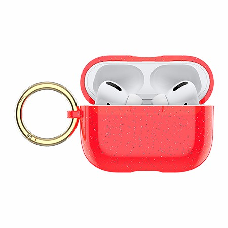 Picture of Supreme Series Case for Airpods Pro, Crystal Red