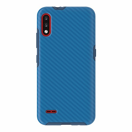 Picture of Supreme Series for LG K22, Blue Carbon Fiber