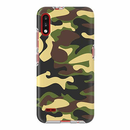 Picture of Supreme Series for LG K22, Green Camo