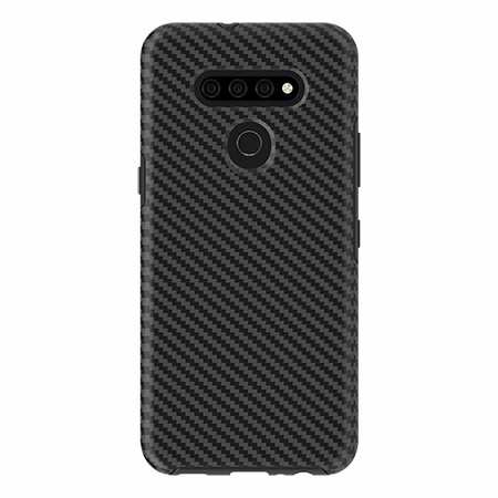 Picture of Supreme Series for LG K51, Black Carbon Fiber