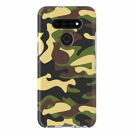 Picture of Supreme Series for LG K51, Green Camo