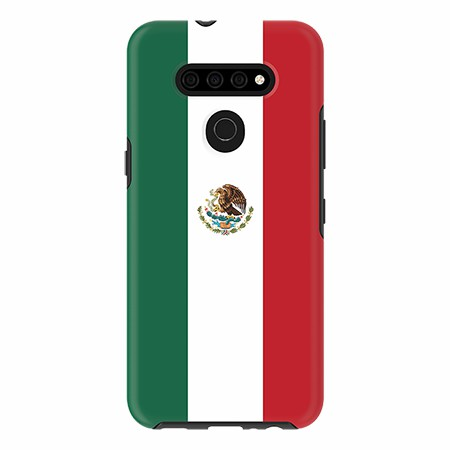 Picture of Supreme Series for LG K51, Mexican Flag