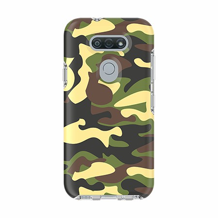 Picture of Supreme Series Case for LG Tribute Monarch, Green Camo