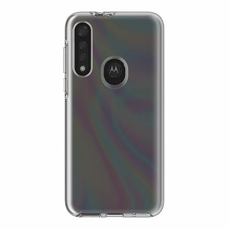 Picture of Supreme Series for Moto G8 Fast, Clear Bubble