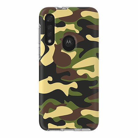 Picture of Supreme Series for Moto G8 Fast, Green Camo