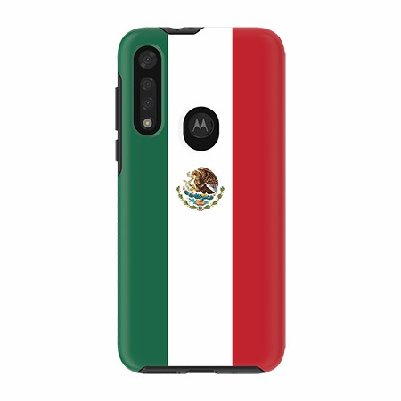 Picture of Supreme Series for Moto G8 Fast, Mexican Flag