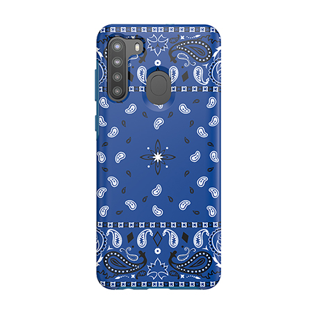 Picture of Supreme Series Case for Samsung A21, Blue Set