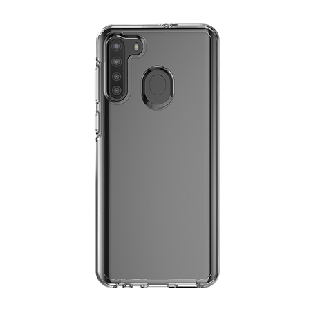 Picture of Supreme Series Case for Samsung A21, Anti-Scratch Clear