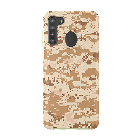 Picture of Supreme Series Case for Samsung A21, Desert Camo