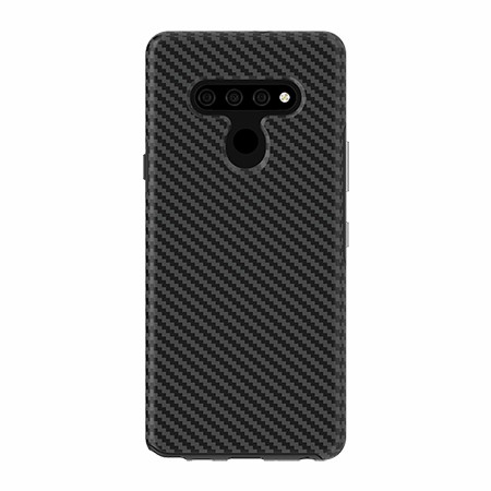 Picture of Supreme Series for LG Stylo 6, Black Carbon Fiber