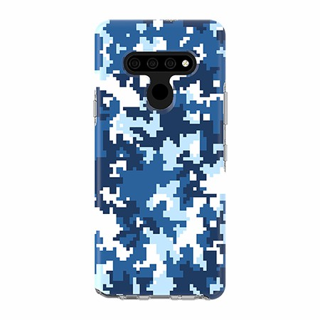 Picture of Supreme Series for LG Stylo 6, Blue Pixel Camo