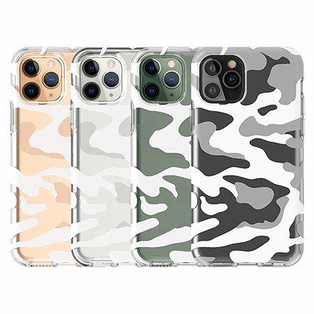 Picture of Supreme Series for iPhone 11 Pro, Clear Camo