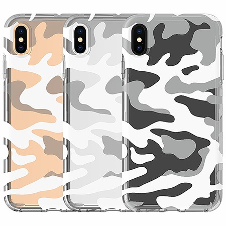 Picture of Supreme Series for iPhone Xs Max, Clear Camo