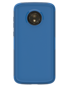 Picture of Motorola Moto E5 Play B-Tact Case, Blue & Dark Blue