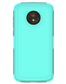 Picture of Motorola Moto E5 Play B-Tact Case, Teal & Dark Green