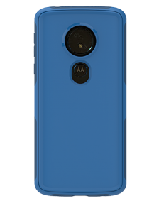 Picture of Motorola Moto G6 Play B-Tact Case, Blue & Dark Blue