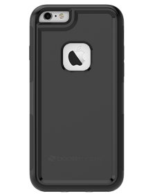 Picture of Apple iPhone 6 & 6s B-Tact Case, Black & Black