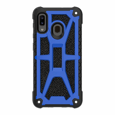 Picture of Supreme Armor Case for Samsung A20, Blue