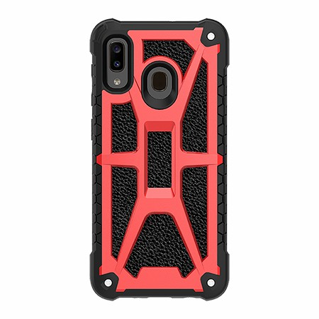 Picture of Supreme Armor Case for Samsung A20, Red