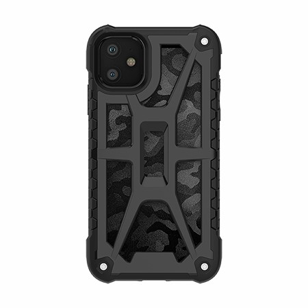 Picture of Supreme Armor Case for iPhone 11, Black Camo