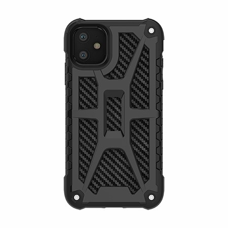Picture of Supreme Armor Case for iPhone 11, Black Carbon