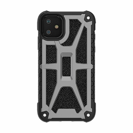 Picture of Supreme Armor Case for iPhone 11, Granite Black