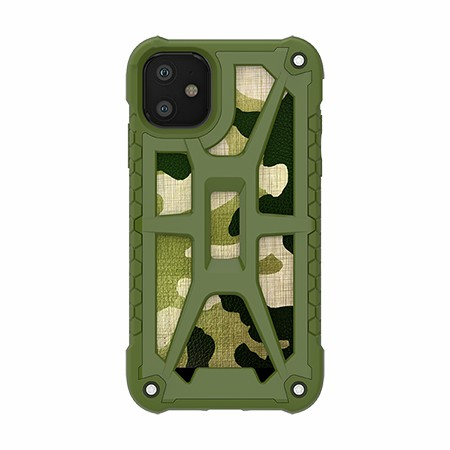 Picture of Supreme Armor Case for iPhone 11, Green Camo