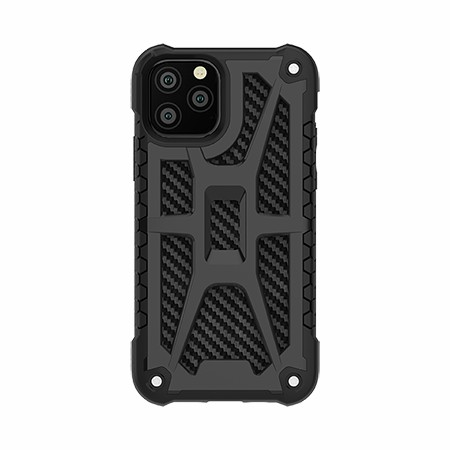Picture of Supreme Armor Case for iPhone 11 Pro, Black Carbon